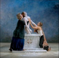 """Bill Viola. Uccello and Masolino's frescoes on US artist Bill Viola's """"wish list"""" for retrospective next year in Florence."""