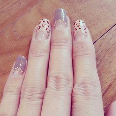 My nail design - Nov., 2013