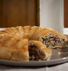 Μια υπέροχη συνταγή που θα το λατρέψετε. Κιμαδοπιτα για το χριστουγεννιατικο τραπεζι | Ellas-Press