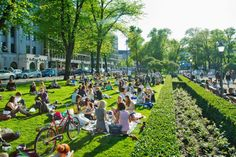 The Green City, Helsinki | What to do in Helsinki: Summer in the Outdoors