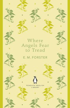 Where Angels Fear to Tread by E.M. Forster by Penguin Books UK, via Flickr