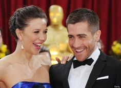 Maggie and Jake Gyllenhaal phenomenal brother/sister actor/actress