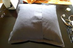 Euro Sham tutorial definately going to make some of these for the master bedroomQ