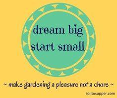 4 Simple Ways to Start Gardening
