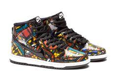 c8552004384b8d Nike SB X Concepts - Grail Collection - Imagens Detalhadas - SneakersBR