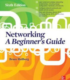Networking: A Beginner'S Guide (6th Edition) PDF