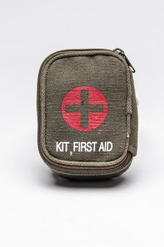 Rothco O.D Military Sipper First Aid Kit