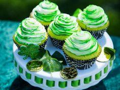 Cristina Ferrare's Key Lime Cupcakes