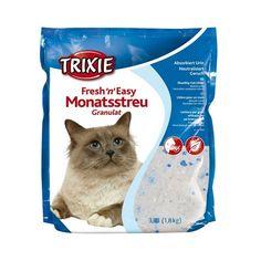Trixie Fresh N Easy Monatsstreu Granulat