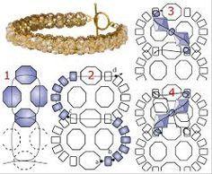 """Képtalálat a következőre: """"beads pattern bracelet"""""""