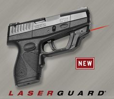 The Taurus PT 708, 709, and 740 (aka Slim) gives shooters the power of choice in a compact pistol suitable for pocket carry.  This new Laserguard model shines brighter than night sights and helps personal defense shooters focus on the threat.  Taurus Slim packs laser aimed punch in 3 calibers (.38, 9mm, .40)  Fits Models:        Taurus Slim (PT 708, 709, 740)