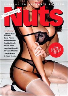 Nuts (Special Collector's Edition) - The Girls of Nuts 2011