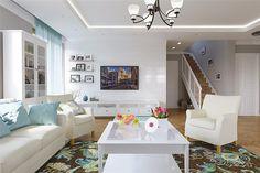 Projekt Dom Dla Ciebie 1 bez garażu [B] 133,7 m2 - koszt budowy 218 tys. zł - EXTRADOM Gallery Wall, Houses, Home Decor, Future, Homes, Decoration Home, Future Tense, Room Decor, Home Interior Design