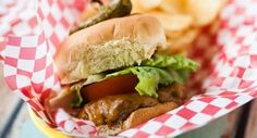 Onion Lover's Burger: You'll love the savory flavor that McCormick® Chopped Onions provide to burgers. andlt