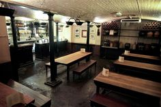 Ye Olde Cheshire Cheese, London | Travels With Beer