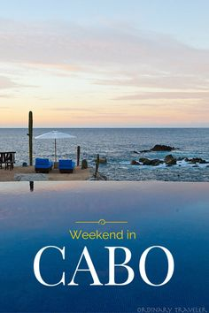 Where to Stay in Cabo San Lucas, Mexico