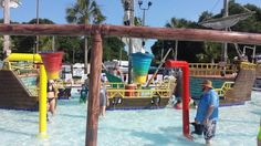 Beachside Campsites In South Carolina - Pirateland Family Campground - Myrtle Beach, SC