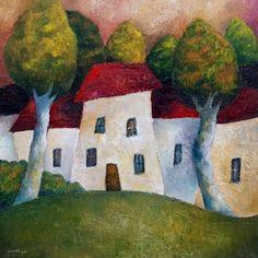 Suburban Woodland by Jeremy Mayes