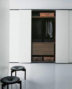 Top 40 Modern Walk-in Closets | Notapaperhouse.com magazine