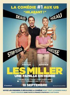Nouveau concours: LES MILLER, une famille en herbe  5x2 PLACES + DES GOODIES A GAGNER
