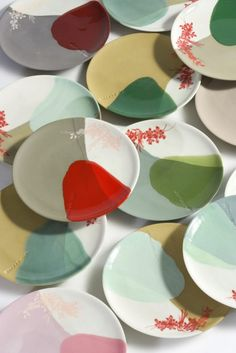 Porcelain Color Research - 2006 | Jongeriuslab Design Studio