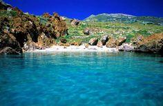 Anafi island lies a breath away from Santorini, within 2 hours sail.
