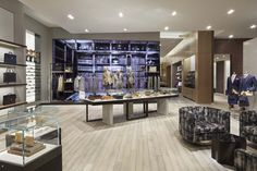 Holt Renfrew Yorkdale Toronto, Canada Completed, 2013