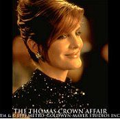 "I want the coppery-red hair Rene Russo has in the movie ""The Thomas Crown Affair."""