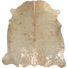 Amara Acid Burnt Cow Skin Rug - Beige/Bronze (4.290 BRL) ❤ liked on Polyvore featuring home, rugs, metallic, cowhide rug, cow hide rug, bronze rug, ivory rugs and french rug White Rug, White Area Rug, Beige Area Rugs, Ivory Rugs, Cow Skin Rug, Rug Texture, Cream Area Rug, Cow Hide Rug, Handmade Rugs