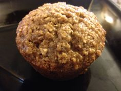 Healthy Whole Wheat Banana Muffin - No white sugar, brown sugar or white  flour