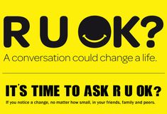 It's time to ask R U OK? if you notice a change, no matter how small, in your friends, family and peers. Computer Shop, Home Technology, Samsung Cases, Brisbane, Friends Family, Change, Blog