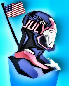 Iron Patriot Fourth of July