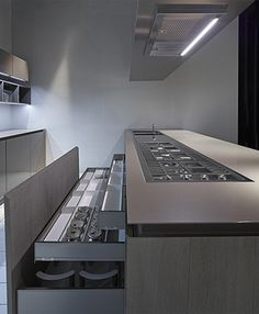Top Cucina Grigio Chiaro : CUCINA BIANCA CON TOP GRIGIO   MyItalia |  Kitchen | Pinterest | Cucina, Interiors And Lofts