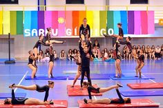 Campomaiornews: Sarau Gimnico encheu o Pavilhão da Escola Secundár...