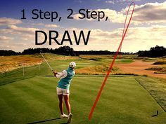 For most club golfers, a ball that curves from left to right is common, but most golfers would prefer to move the ball the other way, or what's described as a &qout;draw&qout; shot. By definition, a draw is when the ball starts to the right of the target line and curves left toward the target (for a right-han…