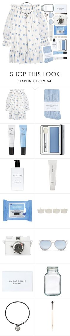 """""""It's a Good Day to Change the World"""" by isabellarose958 ❤ liked on Polyvore featuring Alexander McQueen, Johnstons, Boots No7, Clinique, Bobbi Brown Cosmetics, AmorePacific, Neutrogena, Takayaka, Matthew Williamson and Bormioli Rocco"""