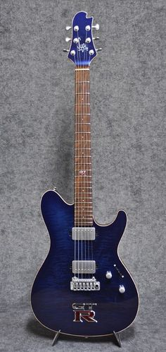 DS496 NISSAN Collaboration - Sugi Guitars