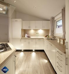 Luxery modern kitchen custom-made