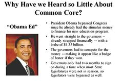 common core is implementing a state sponsored religion:islam