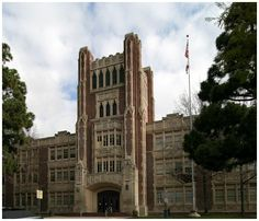 Idea For Wedding Photos At John Marshall High.. Were We Met. Gothic  ArchitectureSchool ...