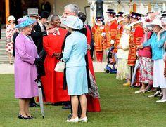 queen garden party