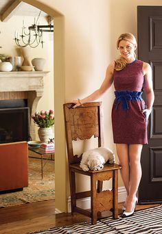 50 Celebrity Rooms to Be Inspired By - Jennifer Morrison