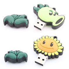 Plants vs Zombies 2 USB Flash Drive