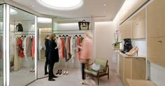 Personal shopper suite
