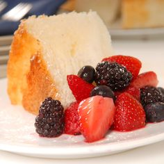 Recipe - Angel Food Cake (from-scratch) - Amish Country Insider