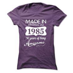 Made in Arkansas 1985