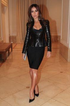 11b318c16b472 Look Top da Semana  Sabrina Sato   Ângela Bastos Ticiane Pinheiro, 40 Anos,