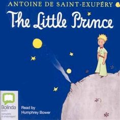 """The Little Prince by Antoine de Saint-Exupery (2h) #Audible #FirstLines: """"Once when I was six years old I saw a magnificent picture in a book, called True Stories from Nature, about the primeval forest. It was a picture of a boa constrictor in the act of swallowing an animal."""""""