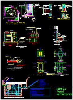 Details Of Execution DWG Detail for AutoCAD • Designs CAD Bloc Autocad, Firefighter Photography, Fire Alarm System, Cad File, Calendar Wallpaper, Tadao Ando, Unique Buildings, Cad Blocks, Tech House