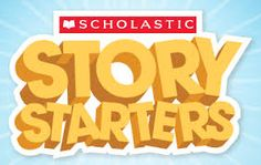 Scholastic Story Starters – WOW! A fantastic tool students will enjoy using in creating short, creative fiction stories. 4 story themes are available: fantasy, adventure, sci-fi, and scrambler. A great way to encourage and promote student writing!